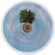The Tree Of Life Round Beach Towel