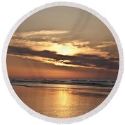 Till The Morning Comes Round Beach Towel