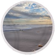 Topsail Living  Round Beach Towel