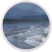 Toursim, Ring Of Beara, Co Cork Round Beach Towel