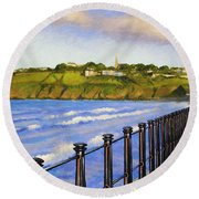 Tramore County Waterford Round Beach Towel