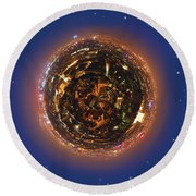 Urban Planet Round Beach Towel