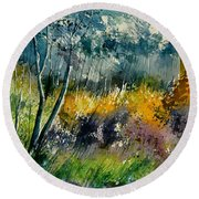 Watercolor 216050 Round Beach Towel