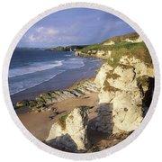 White Rocks Beach, Between Portrush & Round Beach Towel