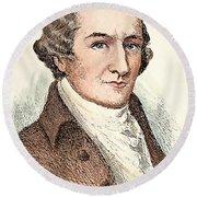 William Bradford (1722-1791) Round Beach Towel