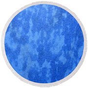 Memories Of Years Past Version Two Round Beach Towel