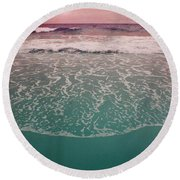 Montauk 2 Round Beach Towel