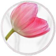 Tulip Acropolis Round Beach Towel