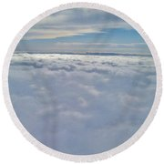 04132012016 Round Beach Towel