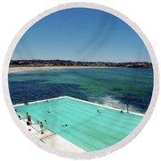 Bondi Beach Round Beach Towel