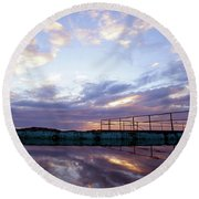 Bulli Pool Round Beach Towel