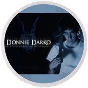 Donnie Darko Round Beach Towel