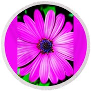For You ... Round Beach Towel