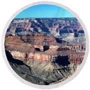 Grand Canyon Beauty Round Beach Towel