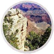 Grand Canyon13 Round Beach Towel