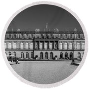 Herrenchiemsee Palace - Bavaria Round Beach Towel
