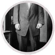 Jack Johnson (1878-1946) Round Beach Towel