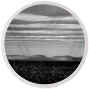 Kintyre Plus Sixteen Round Beach Towel