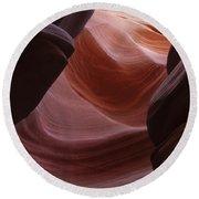 Lower Antelope Canyon 2 7902 Round Beach Towel