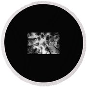 See The Darkness Round Beach Towel