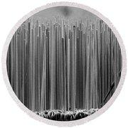 Semiconductor Nanowires, Sem Round Beach Towel