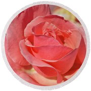 Shining For You Round Beach Towel