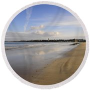 St Andrews Round Beach Towel