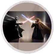Star Wars Episode Iv - A New Hope 1977 Round Beach Towel