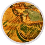 Stretch - Tile Round Beach Towel