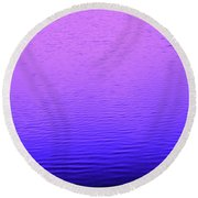 You Can Relax-now Round Beach Towel