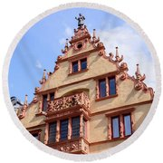 Colmar - France Round Beach Towel