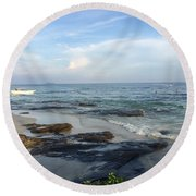 Photographs Round Beach Towel