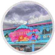10770 Outfitters Round Beach Towel