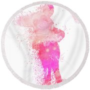 10803 See You Real Soon Round Beach Towel