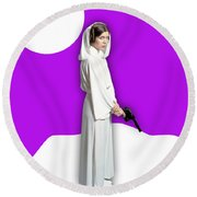 Star Wars Princess Leia Collection Round Beach Towel