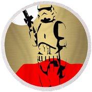 Star Wars Stormtrooper Collection Round Beach Towel