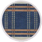 Coverlet Round Beach Towel