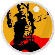 Star Wars Han Solo Collection Round Beach Towel