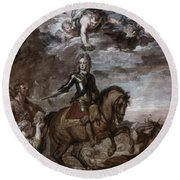John Churchill (1650-1722) Round Beach Towel