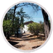 Whiskeytown National Recreation Area Round Beach Towel