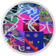 2-14-2015a Round Beach Towel