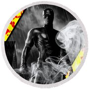Daredevil Collection Round Beach Towel