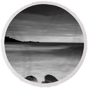Fine Art - St Ives Round Beach Towel