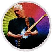 Gilmour Nixo Round Beach Towel
