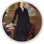 John Jay (1745-1829) Round Beach Towel
