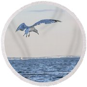 Jbhartgallery Round Beach Towel