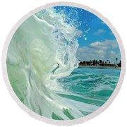 Venice Surf Round Beach Towel