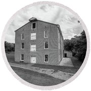 Watkins Woolen Mill State Park And State Historic Site Round Beach Towel
