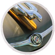 2004 Pt Cruiser Non-standard Hood Ornament Round Beach Towel