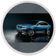 2013 Bmw X4 Concept  1 Round Beach Towel
